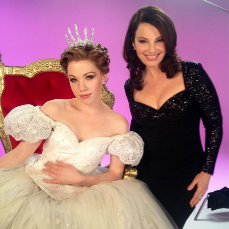 <p>&quot&#x3B;On set shooting promos w/ @carlyraejepsen Broadway here we come!&quot&#x3B; — @FranDrescher</p>