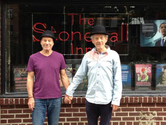 <p>&quot&#x3B;Stonewall!&quot&#x3B;</p><br />(Photo via @SirPatStew)