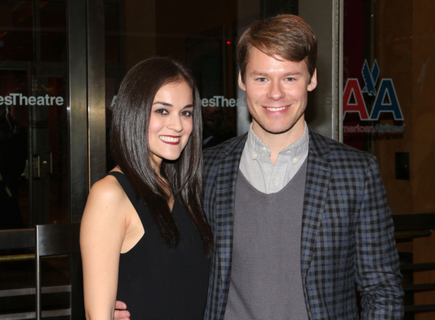 <p>Andrea Goss and Randy Harrison are currently rehearsing the new national tour of Roundabout Theatre Company&#39&#x3B;s production of <em>Cabaret</em>.</p><br />(© David Gordon)