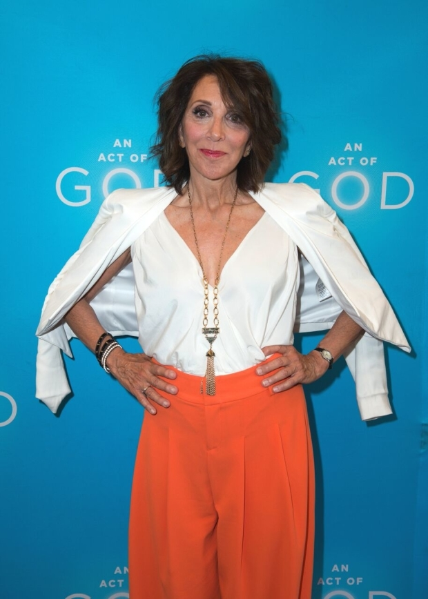 <p>Andrea Martin is excited to be on hand for opening night.</p><br />(© Allison Stock)