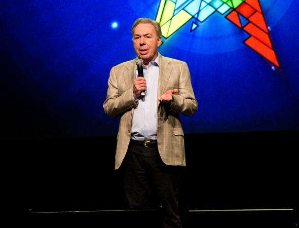 <p>Andrew Lloyd Webber shares some remarks about <em>Jesus Christ Superstar</em>.</p><br />(© David Gordon)