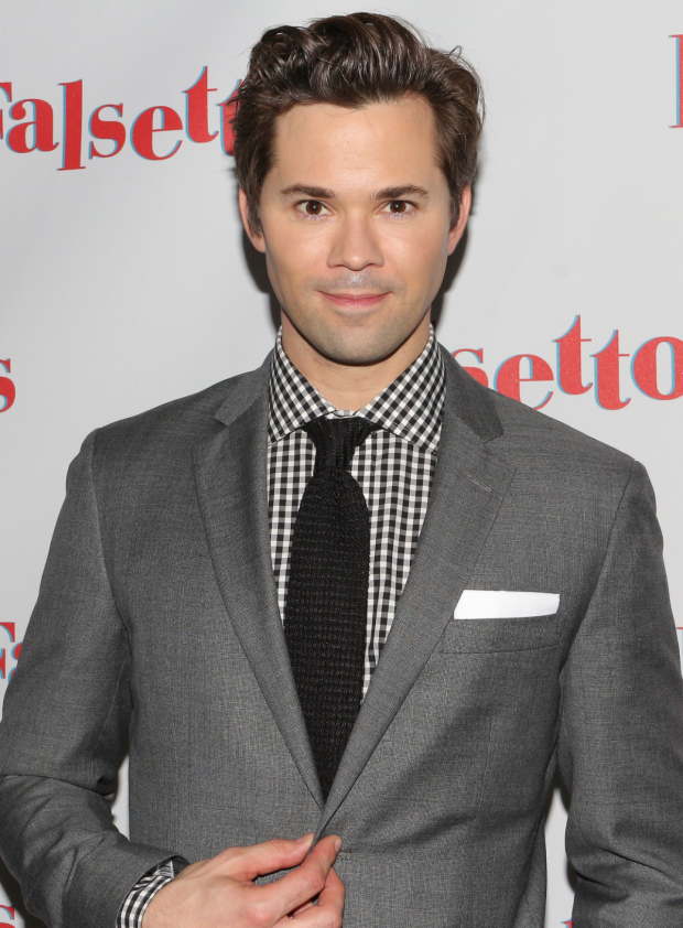<p>Andrew Rannells plays Marvin&#39&#x3B;s lover, Whizzer.</p>