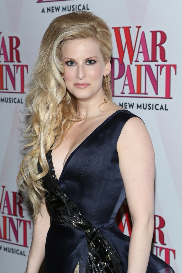 <p>Angel Reda plays Heiress, Miss Smythe, Arden Girl, and others.</p><br />(© Tricia Baron)