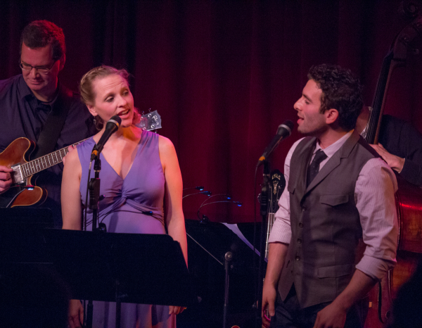 <p>Anika and Jarrod sang a beautiful version of &quot&#x3B;Somewhere Out There.&quot&#x3B;</p><br />(© Seth Walters)