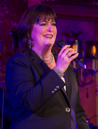<p>Ann Hampton Callaway brings the audience to tears with &quot&#x3B;My Buddy/Old Friend.&quot&#x3B;</p><br />(© Seth Walters)