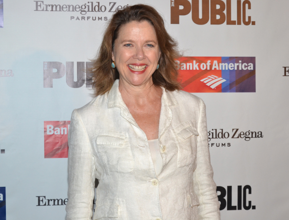 <p>Annette Bening returns to the New York stage to play Goneril.</p><br />(© David Gordon)