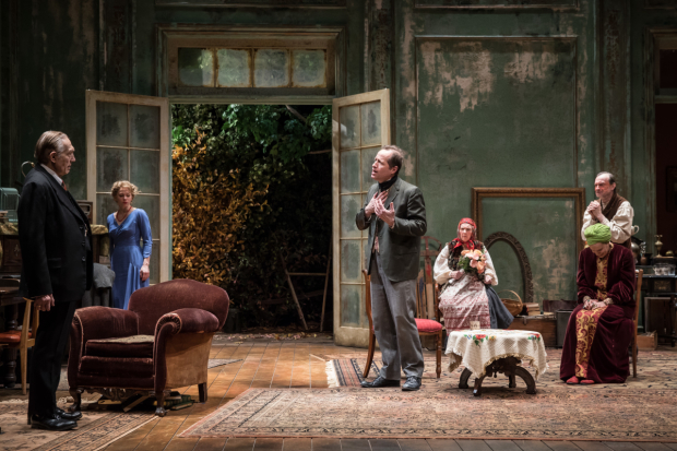 <p>Annie Baker wrote the adaptation for <em>Uncle Vanya</em> at Goodman Theatre.</p><br />(© Liz Lauren)
