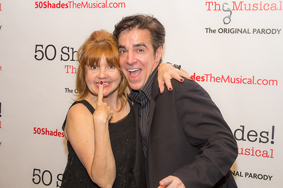 <p>Annie Golden with musical director Michael Thomas Murray.</p><br />(© Seth Walters)