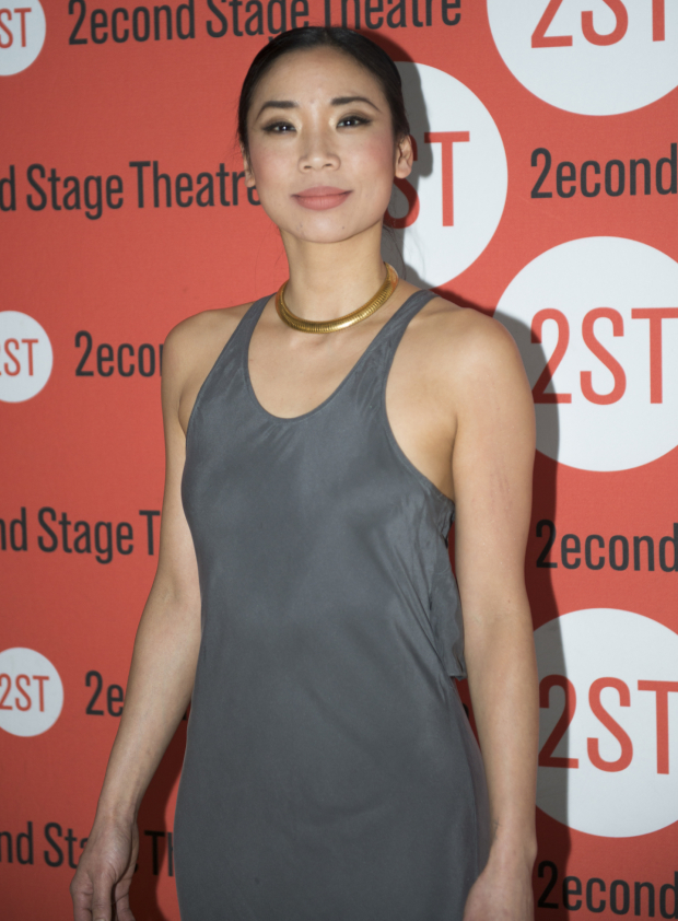 <p>Annie Son completes the cast of <em>Smart People</em> at Second Stage Theatre.</p><br />(© Allison Stock)