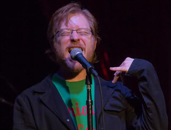 "<p>Anthony Rapp gets to sing the tune ""Best Worst Mistake.""</p><br />(© Seth Walters)"