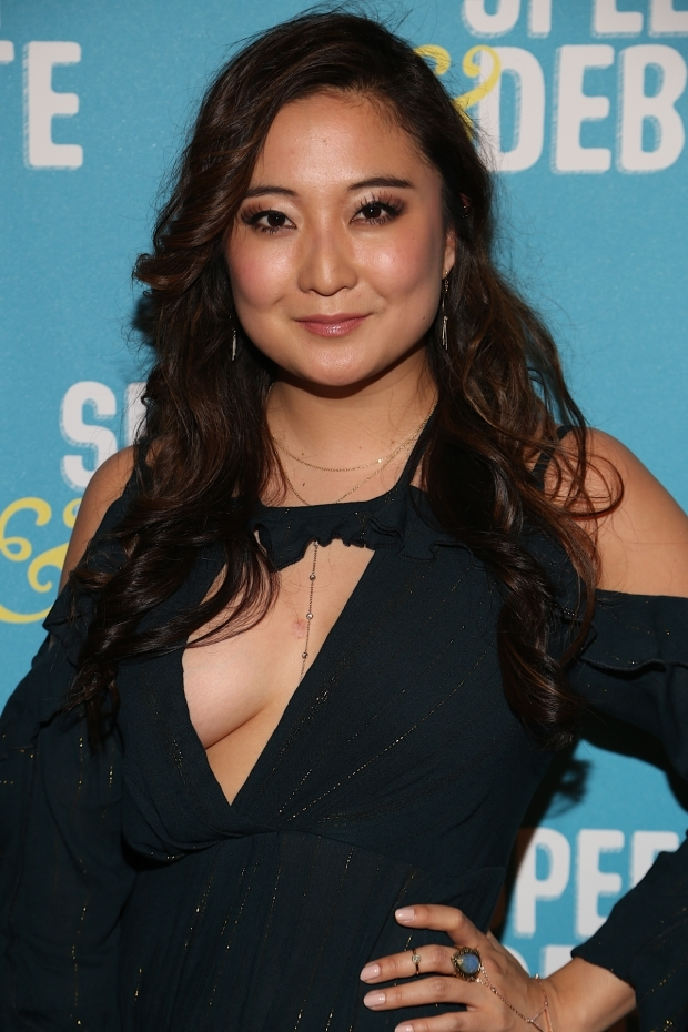 <p>Ashley Park can currently be seen in <em>Sunday in the Park With George</em> on Broadway.</p><br />(© Tricia Baron)