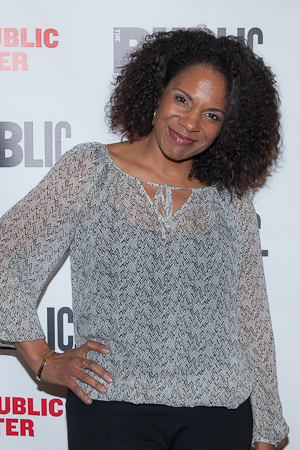 <p>Six-time Tony winner Audra McDonald is a pro at opening nights.</p><br />(© Seth Walters)