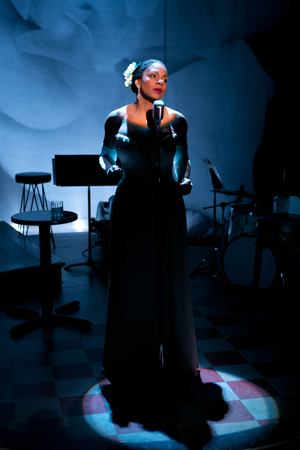 <p>Audra McDonald as Billie Holiday in <em>Lady Day at Emerson&#39&#x3B;s Bar &amp&#x3B; Grill</em></p><br />(© Evgenia Eliseeva)