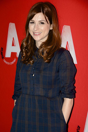 <p>Aya Cash appeared in the Atlantic&#39&#x3B;s productions of <em>Offices</em> and <em>Happy Hour</em>.</p><br />(© Nessie Nankivell)