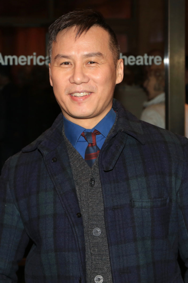 <p>B.D. Wong took in the show.</p><br />(© Tricia Baron)