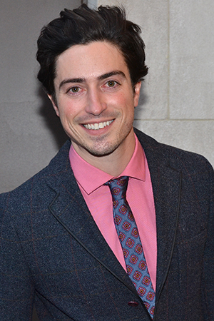 <p>Ben Feldman is gearing up for the latest season of <em>Mad Men</em>, on which he plays Michael Ginsberg.</p><br />(© David Gordon)
