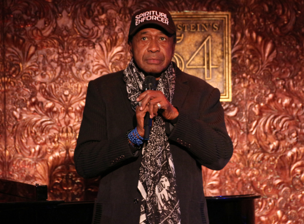 <p>Ben Vereen returns to Feinstein&#39&#x3B;s/54 Below for an engagement January 25-30.</p><br />(© David Gordon)