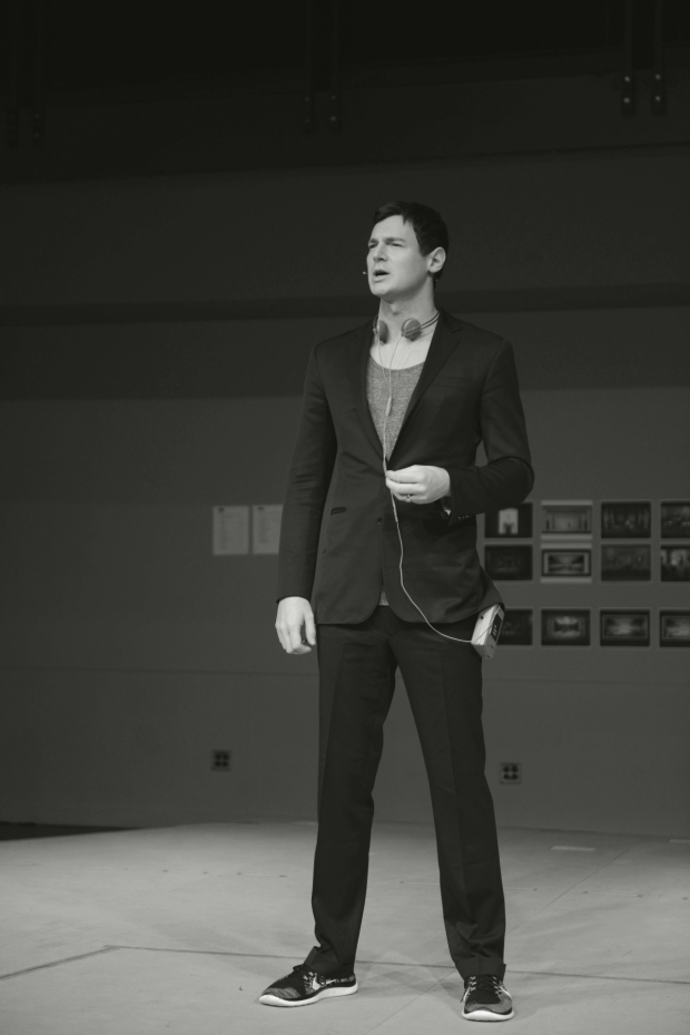 <p>Benjamin Walker has previously appeared on Broadway in <em>Bloody Bloody Andrew Jackson</em>, <em>Cat on a Hot Tin Roof</em>, and more.</p><br />(© Allison Stock)