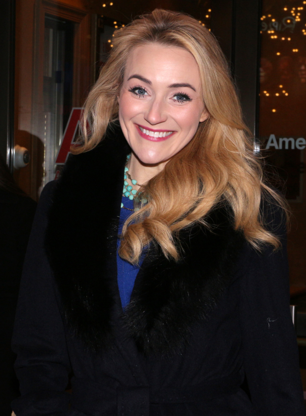 <p>Betsy Wolfe appeared in Roundabout Theatre Company&#39&#x3B;s productions of <em>110 in the Shade</em>, <em>Everyday Rapture</em>, and <em>The Mystery of Edwin Drood</em>.</p><br />(© David Gordon)
