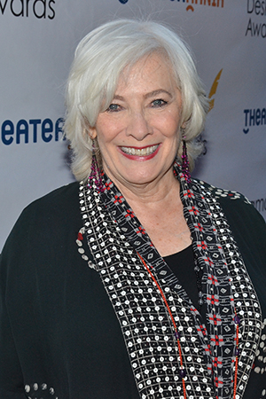 <p>Betty Buckley — Outstanding Actress in a Play nominee for <em>The Old Friends</em>.</p><br />(© David Gordon)