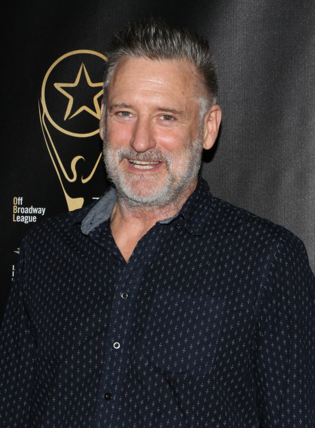 <p>Bill Pullman is a nominee for his performance in <em>Sticks and Bones</em>.</p><br />(© David Gordon)