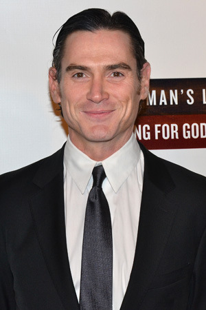 <p>Billy Crudup appears in <em>No Man&#39&#x3B;s Land</em> as Foster and in <em>Waiting for Godot</em> as Lucky.</p><br />(© David Gordon)