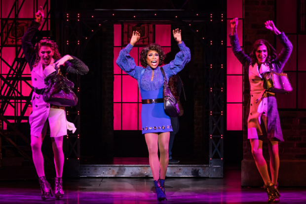 <p>Billy Porter stars as Lola, the role he won a Tony for in 2013.</p><br />(© Matthew Murphy)