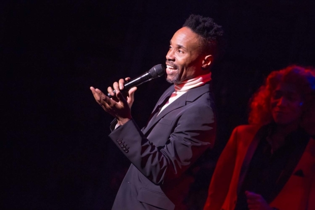 <p>Billy Porter takes the stage.</p><br />(© Jeremy Daniel)