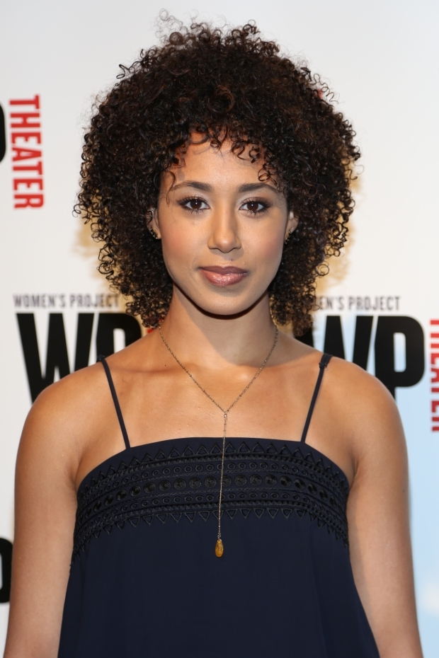 <p><em>Boardwalk Empire</em> star Margot Bingham made an appearance.</p><br />(© Tricia Baron)