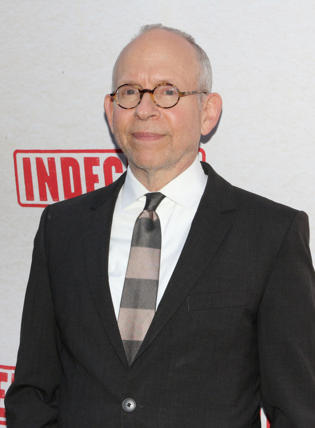 <p>Bob Balaban made an appearance.</p><br />(© David Gordon)