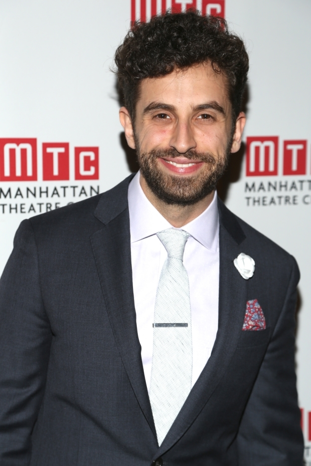 <p>Brandon Uranowitz will star in the upcoming <em>Prince of Broadway</em>.</p><br />(© Tricia Baron)