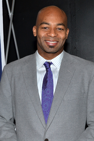 <p>Brandon Victor Dixon appeared in the original New York City Center production of <em>After Midnight</em>, then titled Cotton Club Parade.</p><br />(© David Gordon)