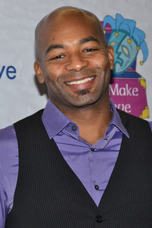 <p>Brandon Victor Dixon plays music legend Berry Gordy in Broadway&#39&#x3B;s <em>Motown The Musical</em>.</p><br />(© David Gordon)