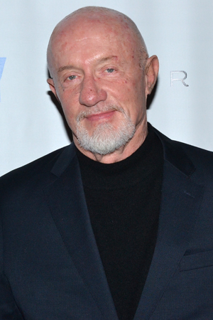 <p><em>Breaking Bad</em> star Jonathan Banks is ready to see his pal Bryan Cranston in action onstage.</p><br />(© David Gordon)