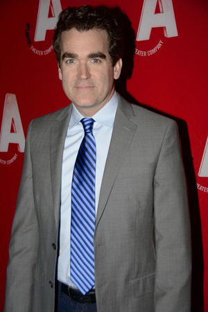 <p>Brian d&#39&#x3B;Arcy James appeared onstage at the Atlantic in <em>Port Authority</em>.</p><br />(© Nessie Nankivell)