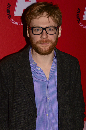 <p>Brian Gleeson strikes a pose on the red carpet. </p><br />(© Nessie Nankivell)