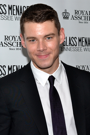 <p>Brian J. Smith plays Jim O&#39&#x3B;Connor, the Gentleman Caller.</p><br />(© David Gordon)