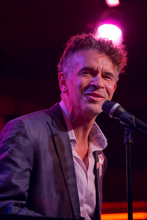 <p>Brian Stokes Mitchell is pleased to support the cause.</p><br />(© Seth Walters)