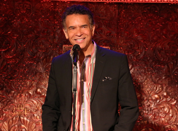 <p>Brian Stokes Mitchell sings &quot&#x3B;There&#39&#x3B;s No Business Like Show Business.&quot&#x3B;</p><br />(© David Gordon)