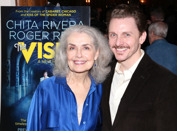 <p>Broadway favorites Mary Beth Peil and Jason Danieley also appear in the musical.</p><br />(© David Gordon)