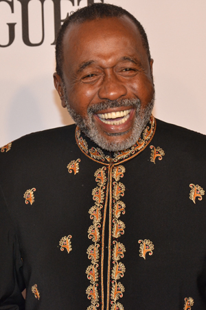 <p>Broadway legend Ben Vereen joins the festivities.</p><br />(© David Gordon)