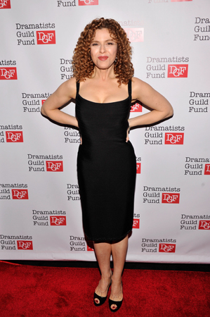 <p>Broadway legend Bernadette Peters.</p><br />(© Stephen Lovekin/Getty Images)