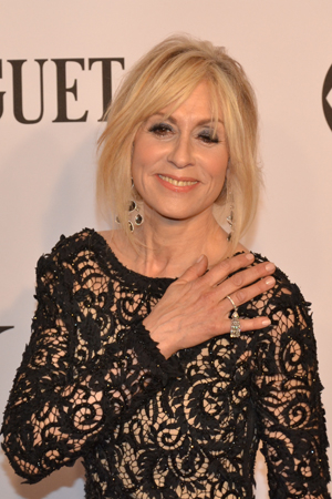 <p>Broadway royalty and two-time Tony winner Judith Light stops by for a visit.</p><br />(© David Gordon)