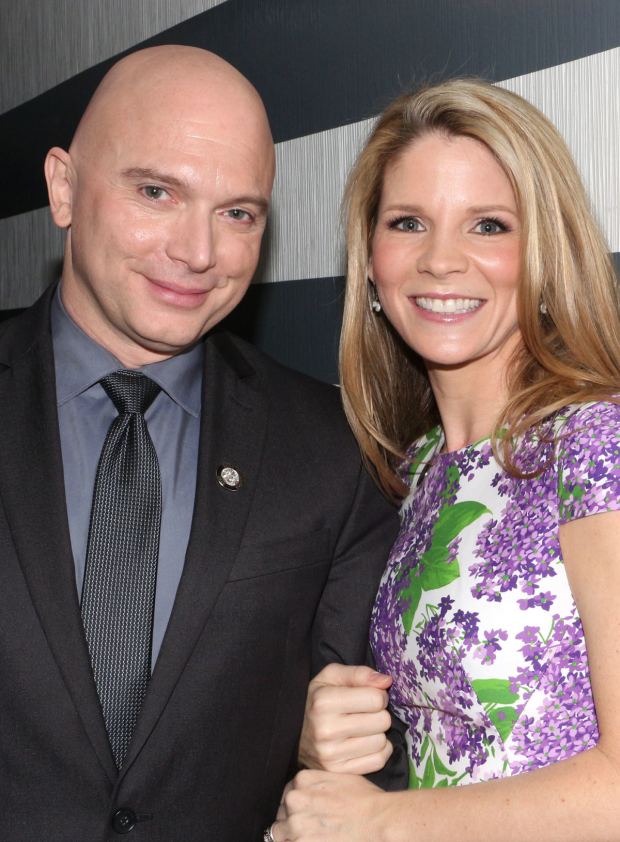 <p>Broadway stalwarts Michael Cerveris and Kelli O&#39&#x3B;Hara are both celebrating their sixth nominations for their work in <em>Fun Home</em> and <em>The King and I</em>, respectively.</p><br />(© David Gordon)