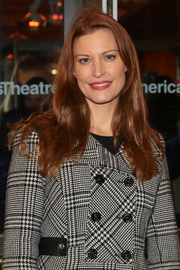 <p>Broadway&#39&#x3B;s Rachel York took in the show.</p><br />(© Tricia Baron)