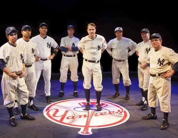 <p><em>Bronx Bombers</em> opens this evening at Broadway&#39&#x3B;s Circle in the Square Theatre.</p><br />(© Joan Marcus)