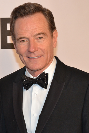 <p>Bryan Cranston went <em>All the Way</em> with his performance as Lyndon Baines Johnson this Broadway season.</p><br />(© David Gordon)