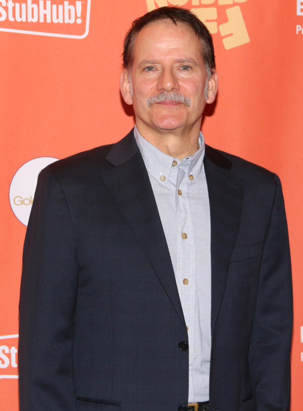 <p>Campbell Scott takes on the role of Lloyd Dallas, a theater director.</p><br />(© David Gordon)