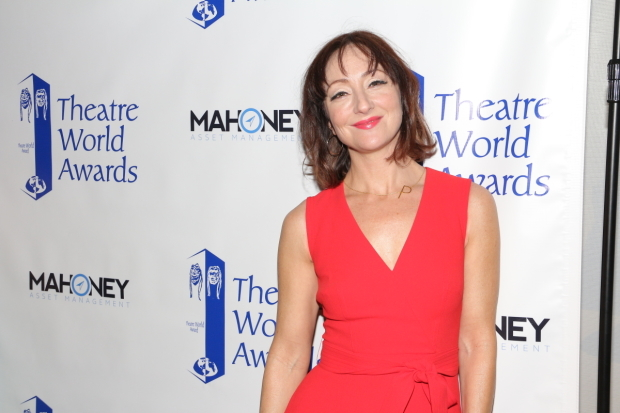 <p>Carmen Cusack is celebrated for her performance in <em>Bright Star</em>.</p><br />(© David Gordon)