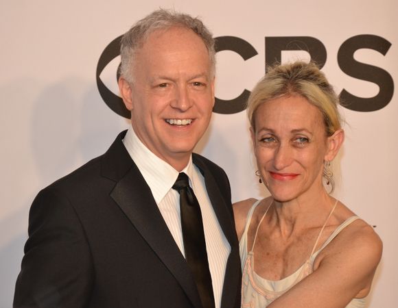 <p><em>Casa Valentina</em>&#39&#x3B;s Drama Desk Award-winning star Reed Birney enjoys his first Tony nomination with his wife, Constance Shulman.</p><br />(© David Gordon)